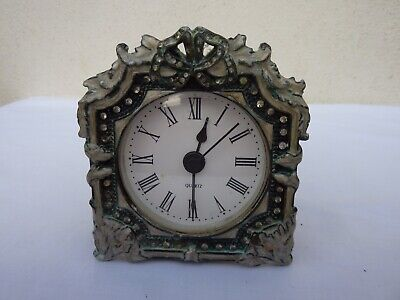 Vintage Battery Operated Travel Clock
