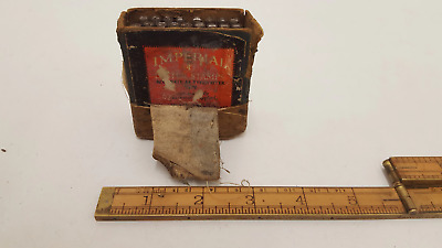 Vintage Imperial Full Alphabet Letter Punches 20186
