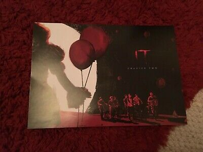 ODEON Exclusive IT Chapter 2 A4 Poster Part 2 of 2
