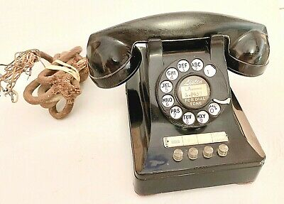 Western Electric 444-type Key Telephone - RARE!