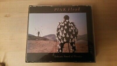Pink Floyd Delicate Sound Of Thunder -  CD Rare Original 1988 Version