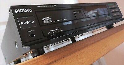 Philips Cd960 Cd Player......legendary, Lovely Condition, Manual & Remote