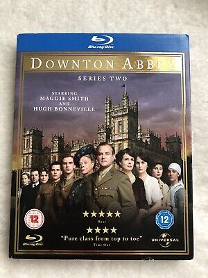 Downton Abbey Series 2 Blu Ray Brand New Sealed
