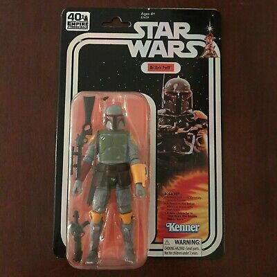 """Star Wars The Black Series Boba Fett Action Figure SDCC 2019 Hasbro 6"""" IN HAND"""