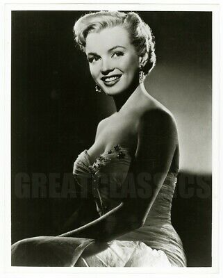 Marilyn Monroe All About Eve 1950 Breathtaking Vintage Dblwt Photograph