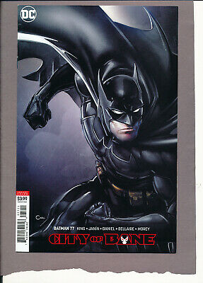 Batman 77 Death of Alfred City Of Bane NM/NM- 9.4/9.2