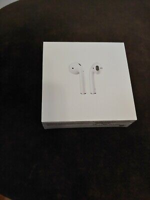 Price Negotiable NEW Apple AirPods 2nd Gen w/ Wireless Charging Case White