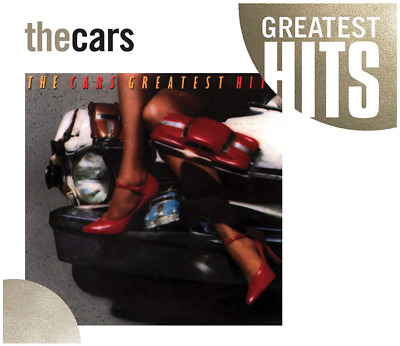 The Cars - Greatest Hits (CD) • NEW • Shake it Up, Drive, Best of, Ric Ocasek