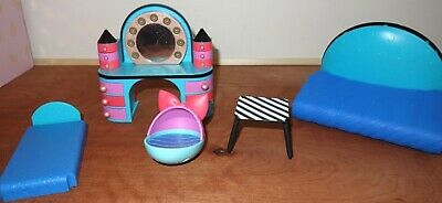 Lol Surprise Doll House Furniture Lot Missing Pieces