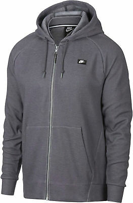 NIKE HERREN SWEATJACKE mit Kapuze NSW OPTIC HOODIE FZ 15781