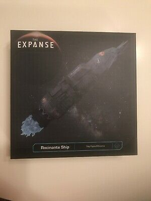The Expanse Rocinante Ship Figural Diorama Loot Crate Exclusive NIB New In Box