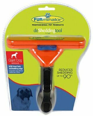FURminator for Dogs Undercoat Deshedding Tool for giant Dogs short hair