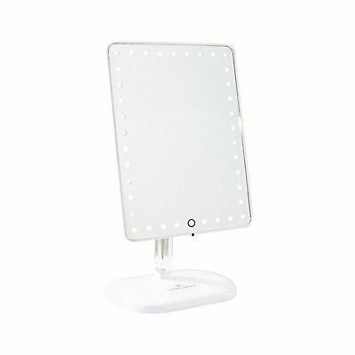 Impressions Vanity Company Touch Pro LED Makeup Mirror with  Bluetooth Speakerph