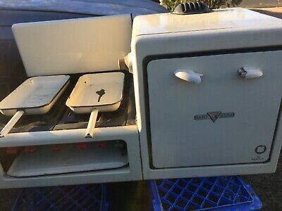 Antique 'Kooka' Stove and Oven. Great condition