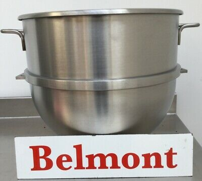 New HOBART Fit 80QT Stainless Steel Bowl BAKERY EQUIPMENT