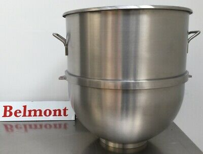 New HOBART Fit 140QT Stainless Steel Bowl BAKERY EQUIPMENT