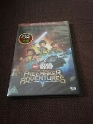 LEGO Star Wars: The Freemaker Adventures - The Complete Season 1 [DVD] New
