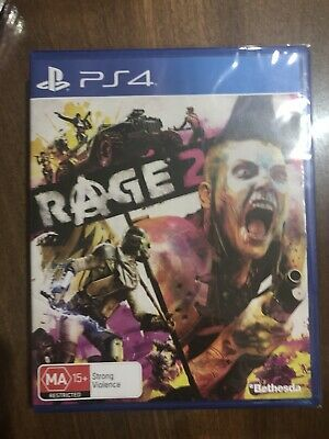 Rage 2 PS4 Game Brand NEW