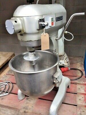 Hobart 20QT Push Button Planetary Mixer BAKERY EQUIPMENT PM17