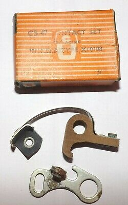 Genuine Nos Commercial Ignition Contact Set Cs47 Wico.a Type X00108
