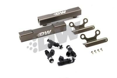 DEATSCHWERKS Subaru Top Feed Fuel Rail Upgrade Kit &1000cc Injectors #6-102-1000