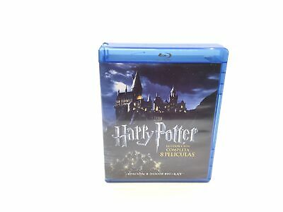 Pelicula Bluray Harry Potter Coleccion Completa 5090060
