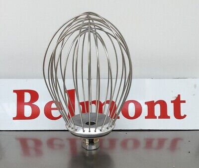 New Hobart Fit 12QT Stainless Steel Whisk BAKERY EQUIPMENT