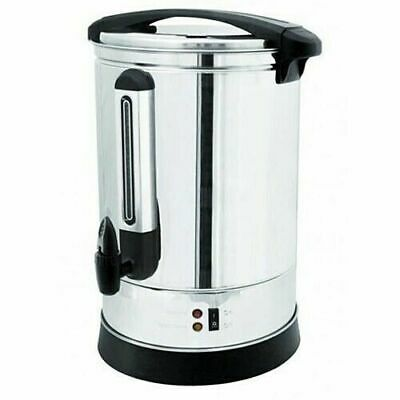 New 20 Litre Stainless Steel Catering Hot Water Boiler 20L Commercial Urn