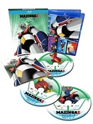 Mazinga Z - Vol. 2 (3 Blu-Ray Disc) - ITALIANO ORIGINALE SIGILLATO -