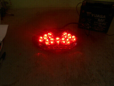 kawasaki  650  versys   rear lamp