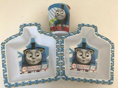 Thomas the Tank Engine Bowls And Beaker