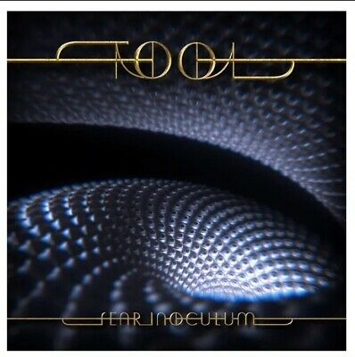 Tool - Fear Inoculum Limited Edition CD HD Screen Speaker Deluxe Album SOLD OUT