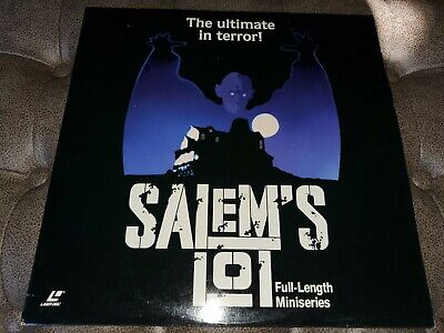Stephen Kings Salem's lot Laserdisc