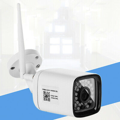 Wireless WIFI IP Camera 1080P Night Vision Motion Detection Webcam Home-Security