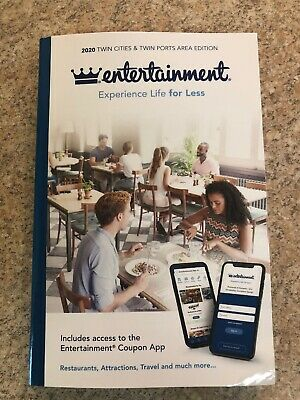 twin cities entertainment coupon book