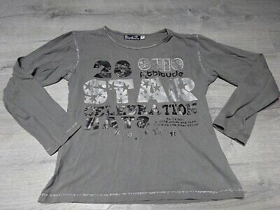 "T-shirt gris "" star celebration "" - 16 ans"