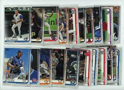 (21) 2019 Topps Series 2 Photo Variations SP's Lot No Dupes