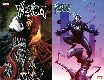 VENOM #20 AC Kyle Hotz Main Cover + Pham 2099 Variant Set Marvel 2019 NM+ 11/27