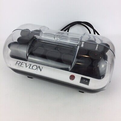 Revlon Professional - 20 Heated Rollers Curlers with Pins - 9306U - Working