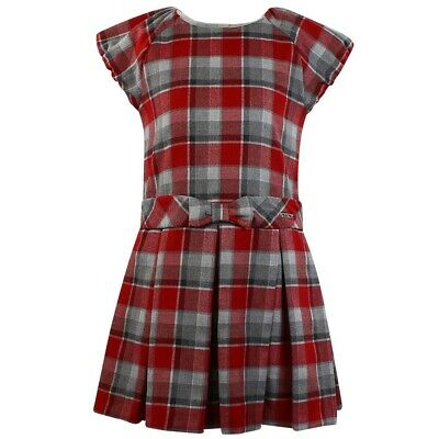 Girjs Mayoral Dress and Cardigan Set Age 5 also Fir Age 4