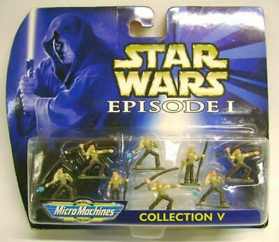 Star Wars Episode I Micro Machines - Collection V - Galoob-Hasbro