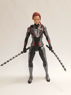 Marvel Legends Avengers Endgame 2 Pack Hawkeye Black Widow