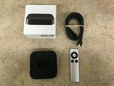 Apple TV 3rd gen A1469 HD Media Streamer Black