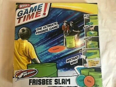 Wham-O GUTS #15 MOLD 110g Ultimate Catch Frisbee Game ORANGE