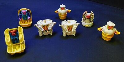 McDonalds Changables Happy Meal Toys