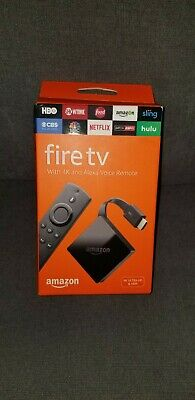 Brand new Sealed in box Amazon Fire TV (3rd Generation) with HD Antenna - Black