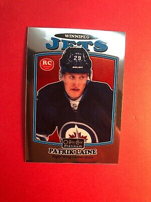 2016-17 OPC Platinum Retro Rookie #R-99 Patrik Laine Winnipeg Jets RC