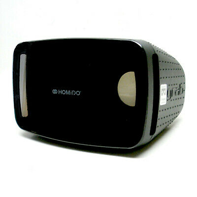 NEW HOMiDO GRAB VIRTUAL REALITY HEADSET FOR SMARTPHONES GRAB-AND-GO GOOGLE PLUS