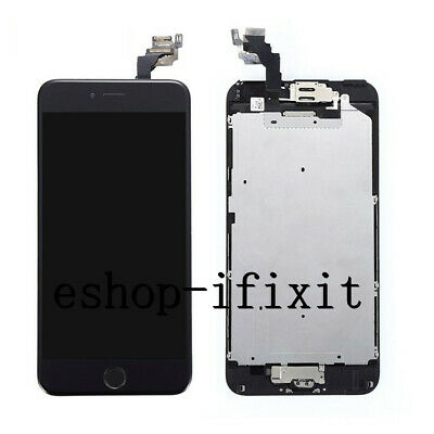 For iPhone 6 Plus LCD Digitizer Touch Screen Replacement Assembly Button Camera