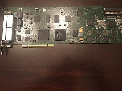 Dialogic NMS CG6060/32-2L/4TE Media Board Tested